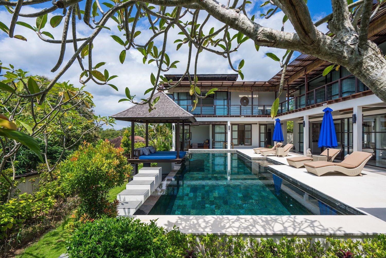 Villa Adenium Tropical Serenity Jimbaran Beautiful Villas Villa