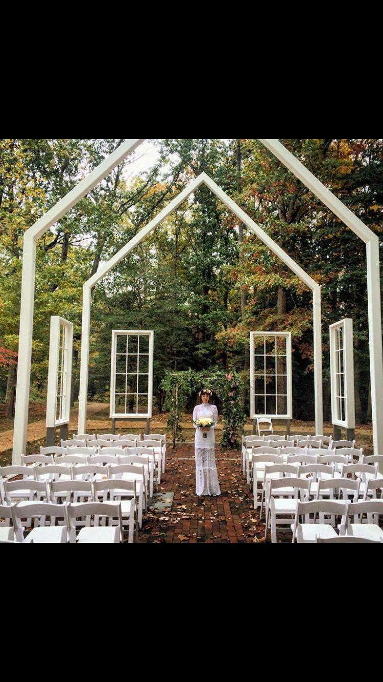 Beautiful Outdoor Church Look Arbor Jason Mraz Celebrity Weddings Outdoor Wedding