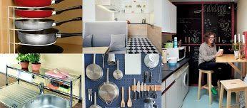 taofeminino.com.br - Google+ | Ideias para aproveitar ao máximo (e com muito estilo) uma cozinha pequena