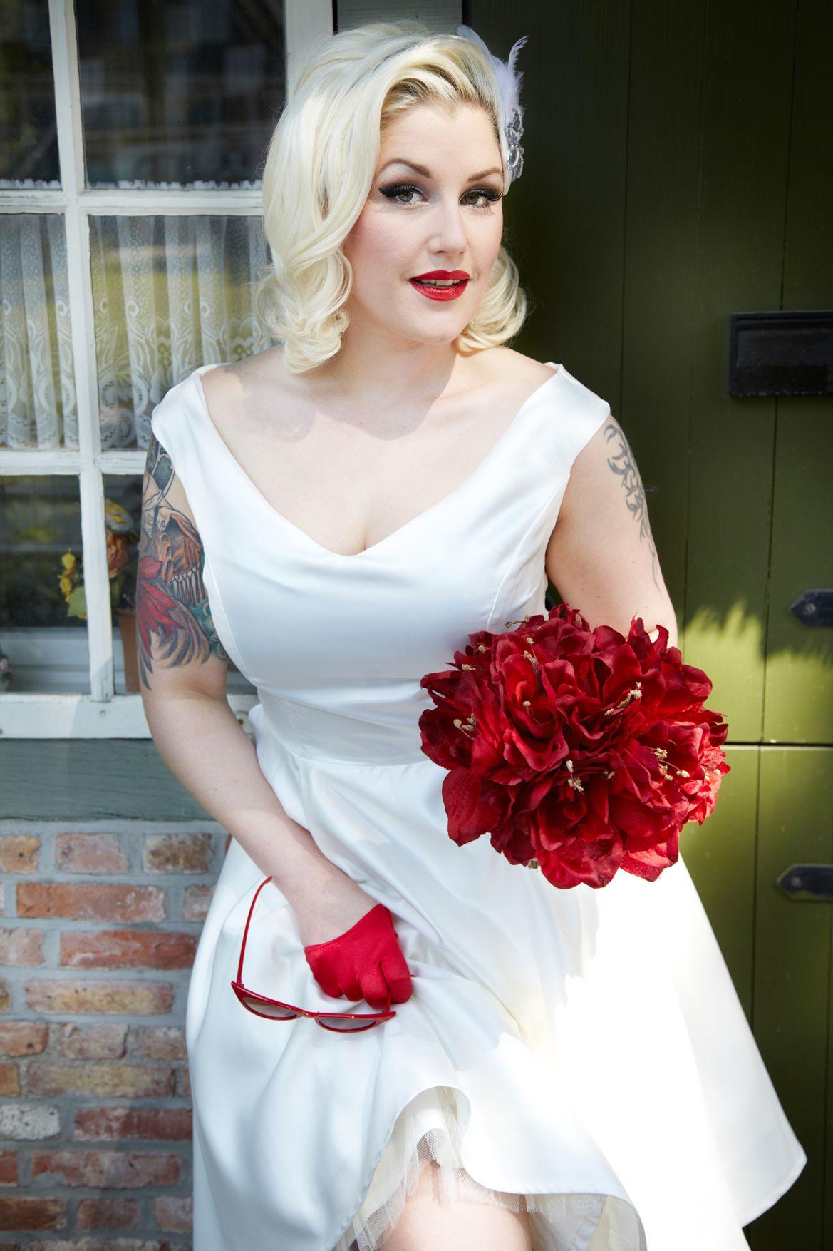 37++ Rockabilly wedding dress nz ideas