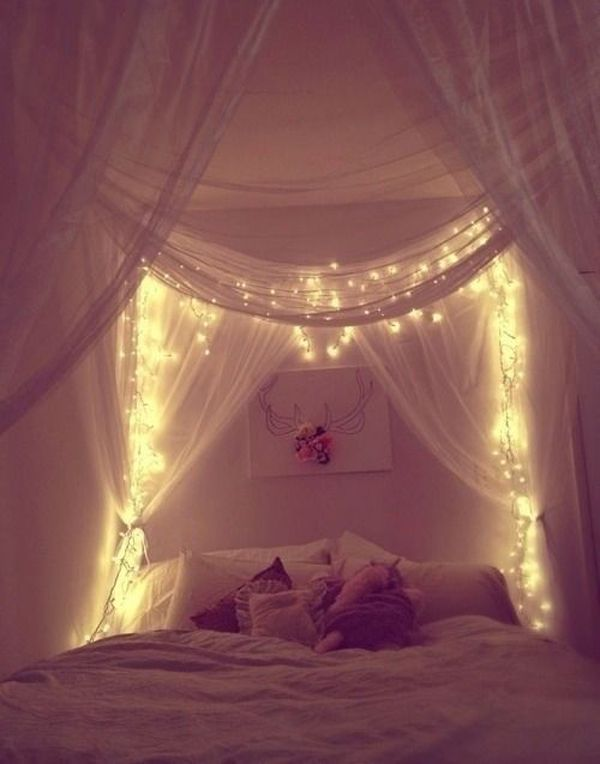 Romantic Lighting For Bedroom