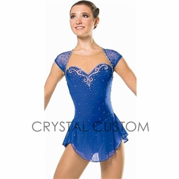 Cheap figure skating practice dresses