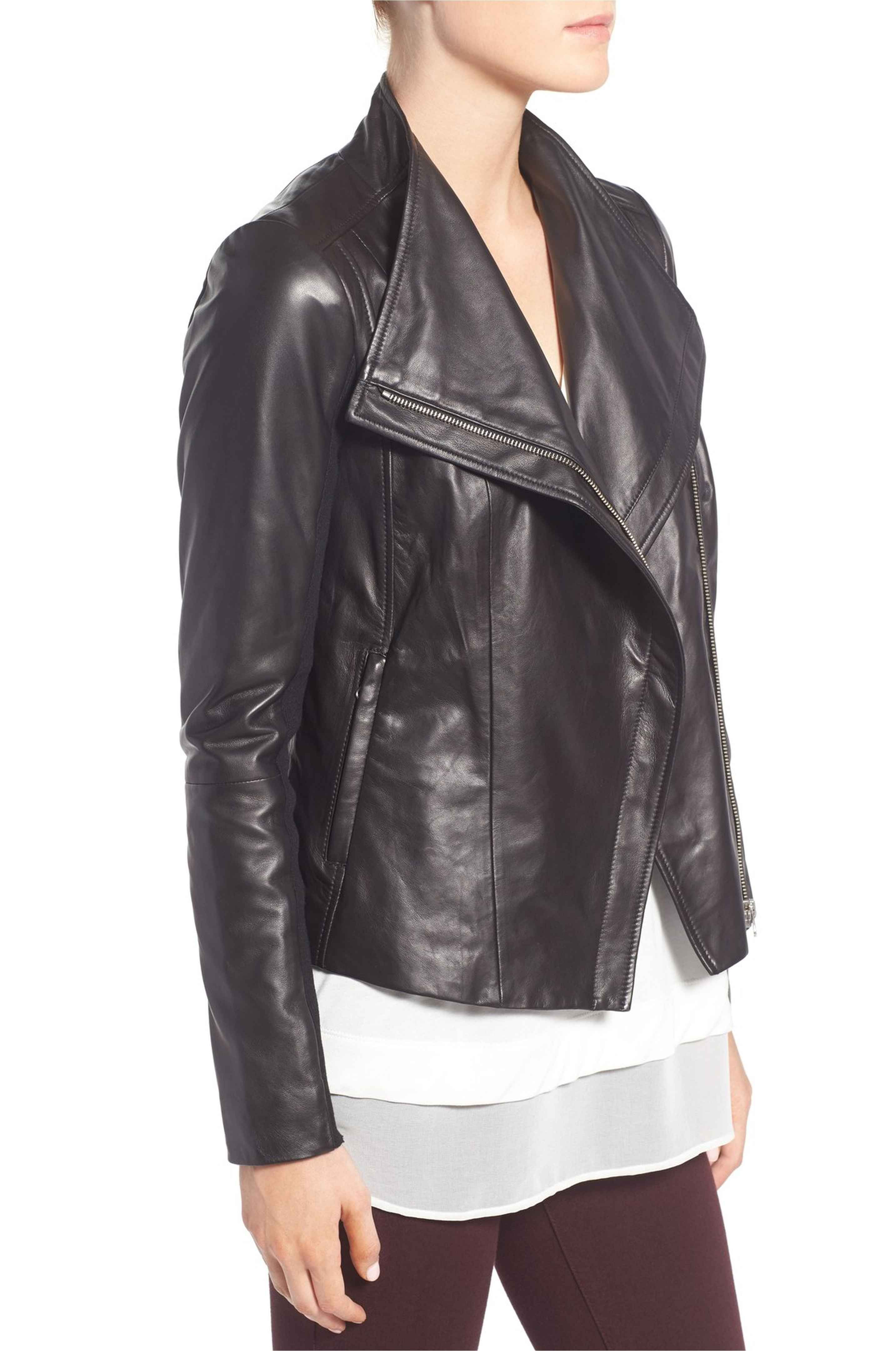 Chelsea28 Leather Moto Jacket Nordstrom Leather Moto Jacket Moto Jacket Jackets [ 4320 x 2816 Pixel ]