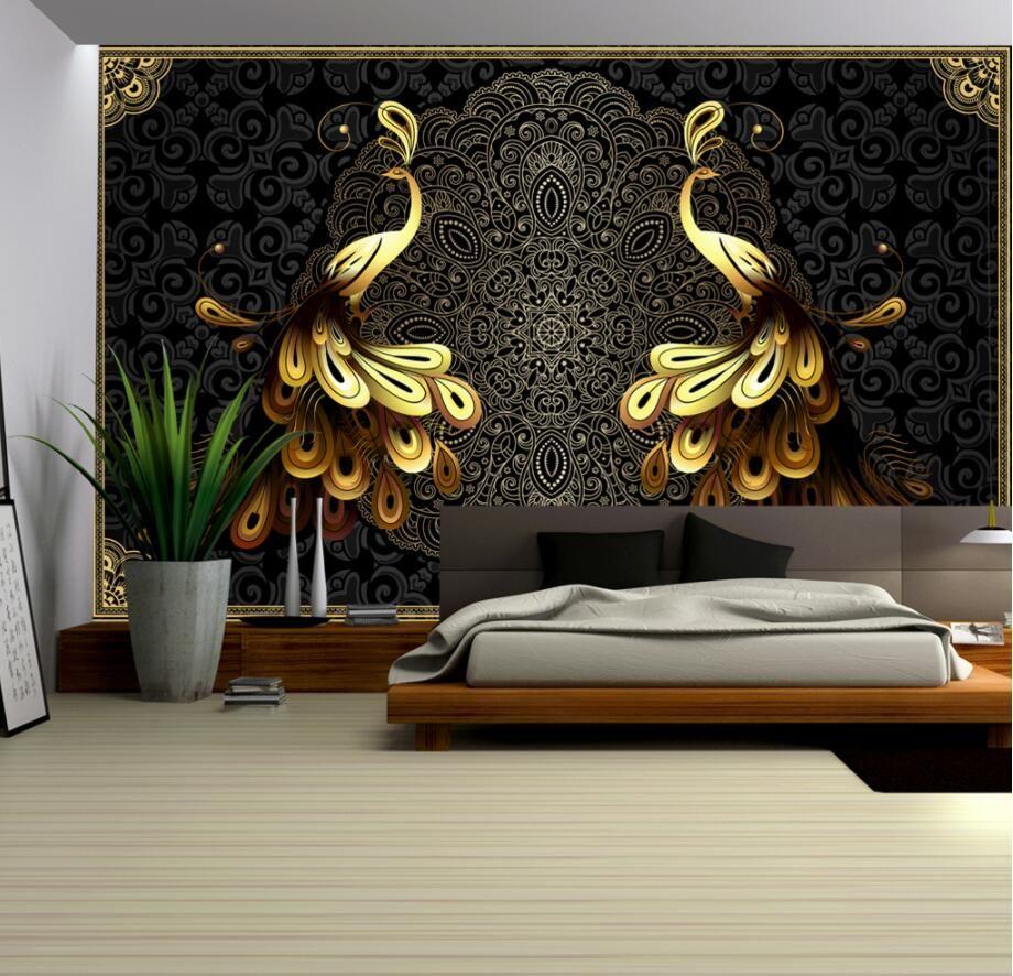 Pin by fida kamal on desenhos pinterest custom wallpaper wall
