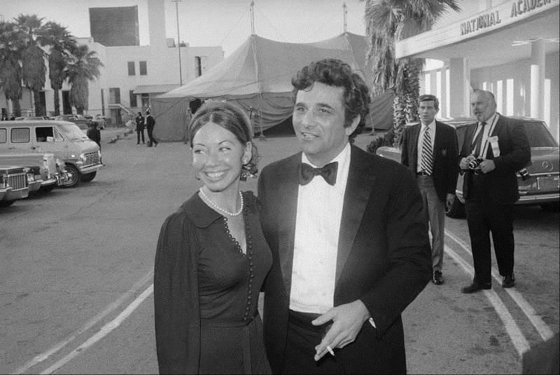 Alyce Mayo Peter Falk S First Wife Passed Away On March 7 2016 In Los Angeles California Funeral Home Services For Alyce A Peter Falk Cute Couples Columbo