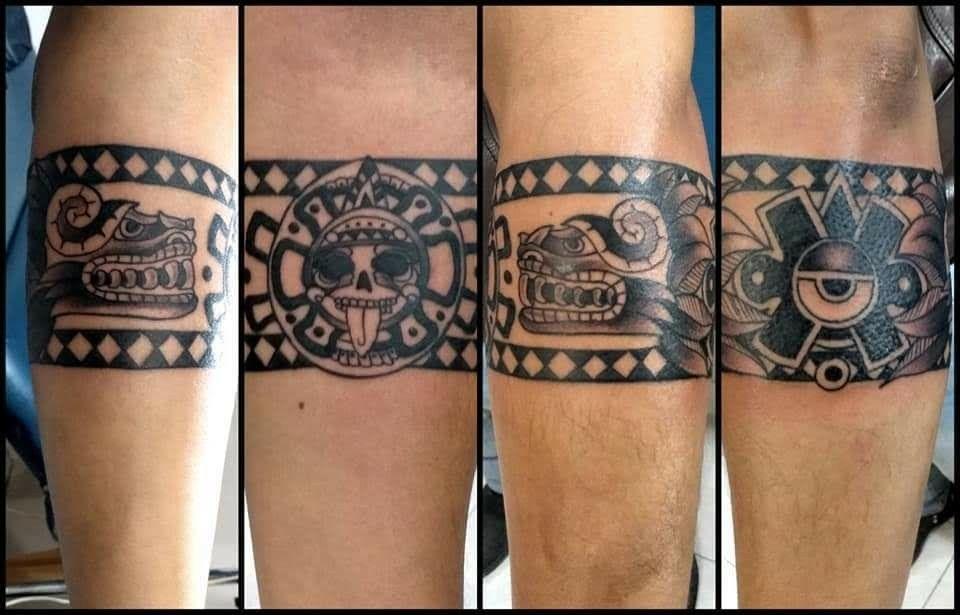 Posibles Tatoo Tatuajes Mayas Tatuajes Tribales Aztecas