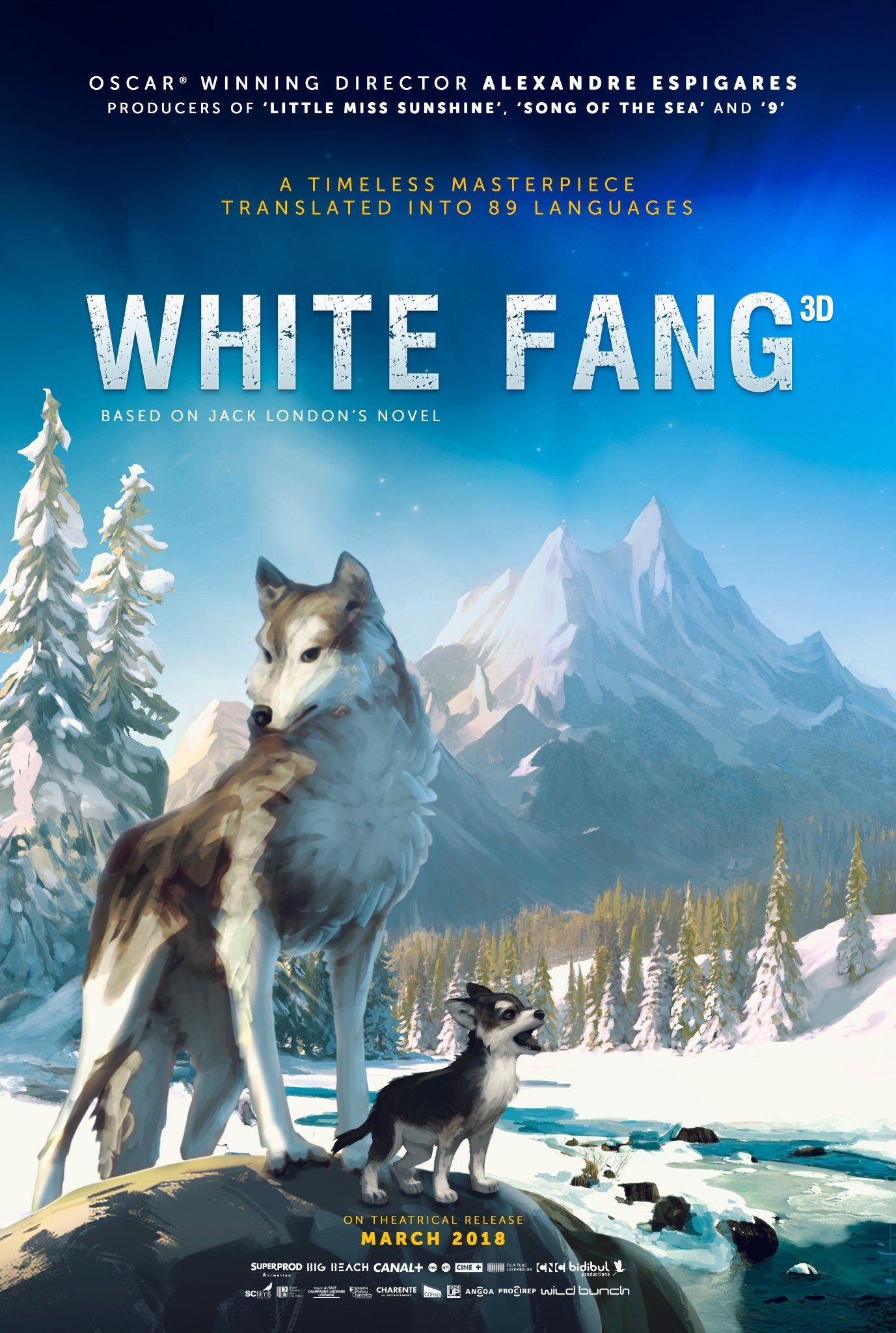 White Fang movie trailer;