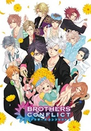 Reverse Harem Anime Anime, Brothers conflict, Anime
