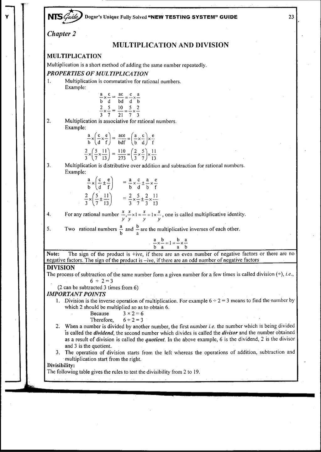 Nts solved paper www funawake com | NTS GAT | Paper