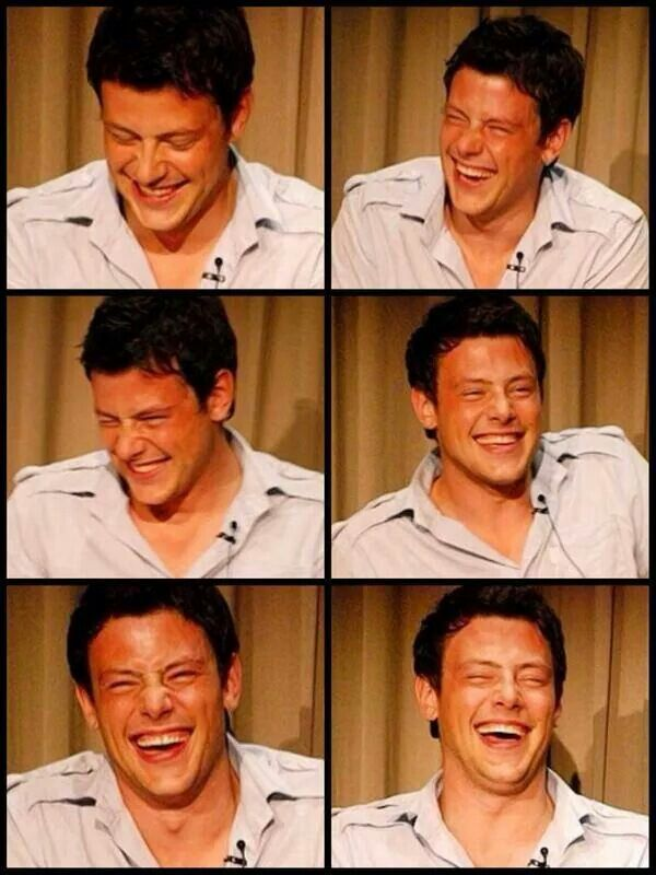 Cory's eyes are like the jungle, his smile, it's like the radio.