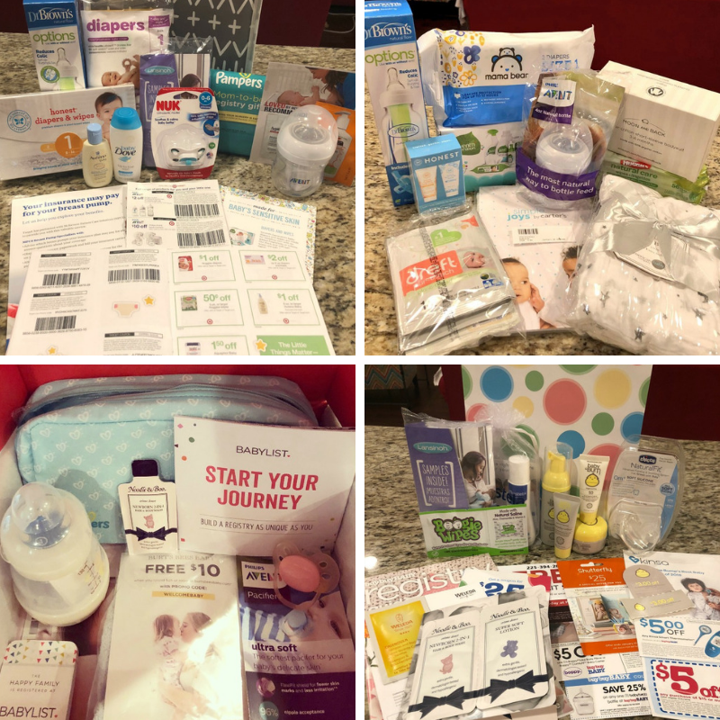 The Best FREE Baby Registry Gifts | Free baby stuff, Baby ...
