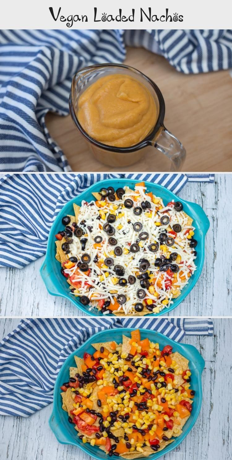 Try this Vegan loaded nachos recipe! With these easy cooking steps you will surely love this vegan r...