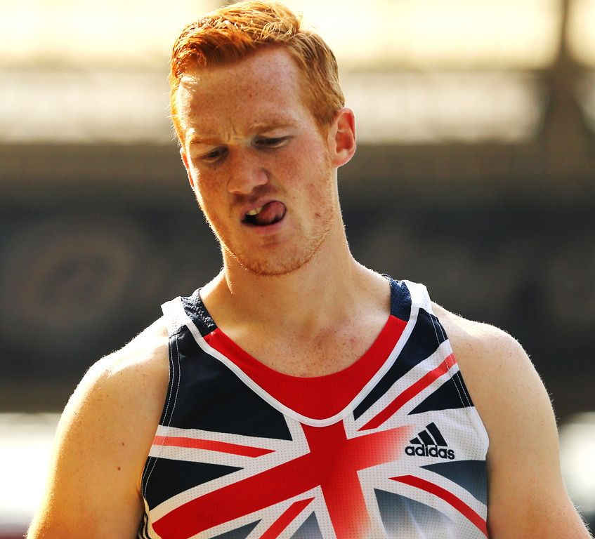 Greg Rutherford Rio