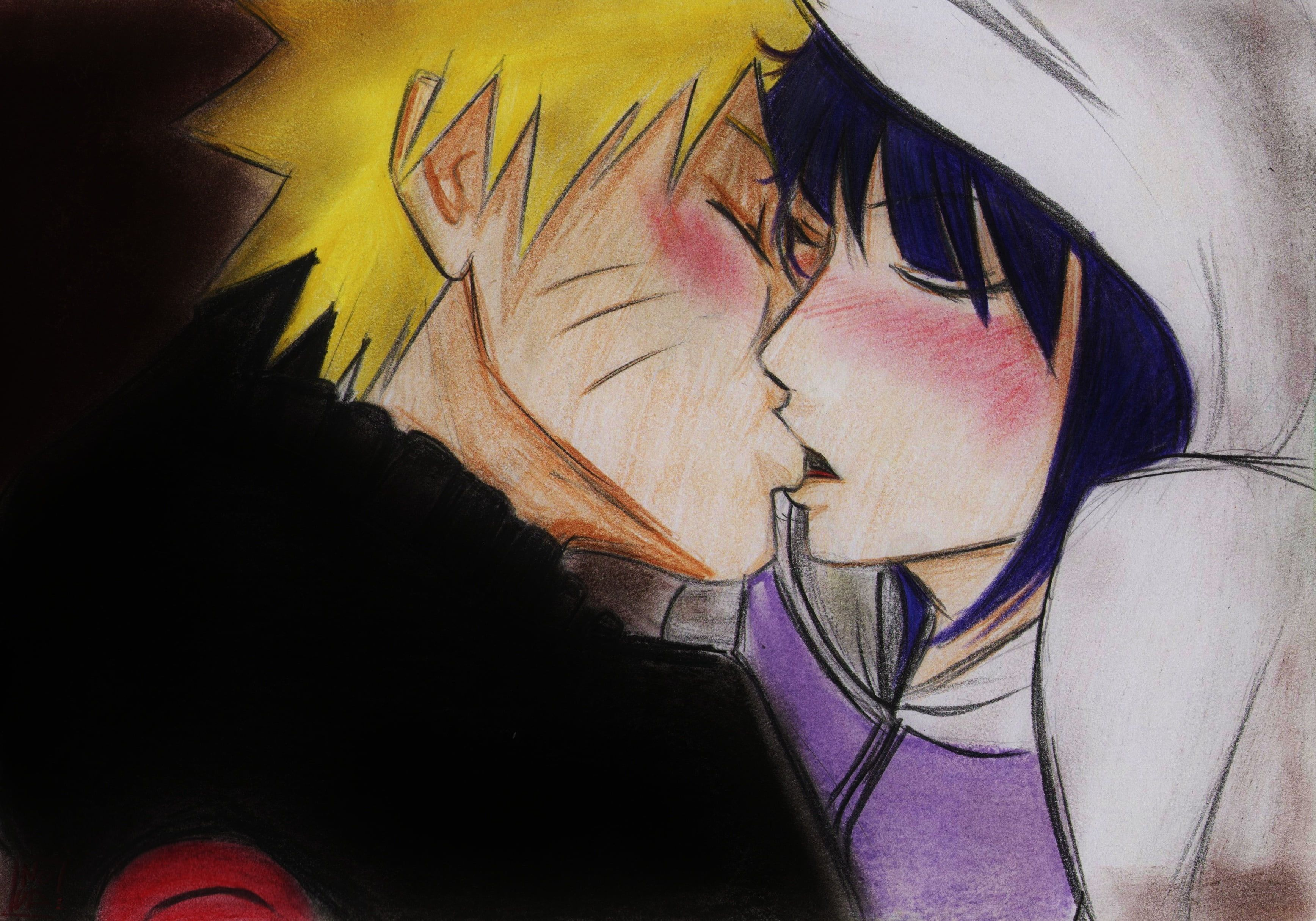Pin Di Anime Art Guy Girls