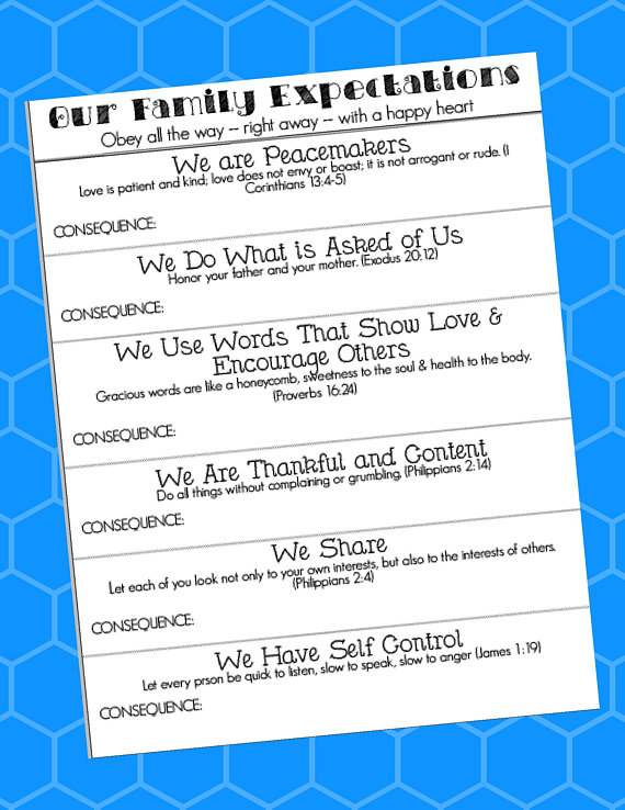 If then behavior chart printable with scripture pdf instand download digital you write the  also rh pinterest
