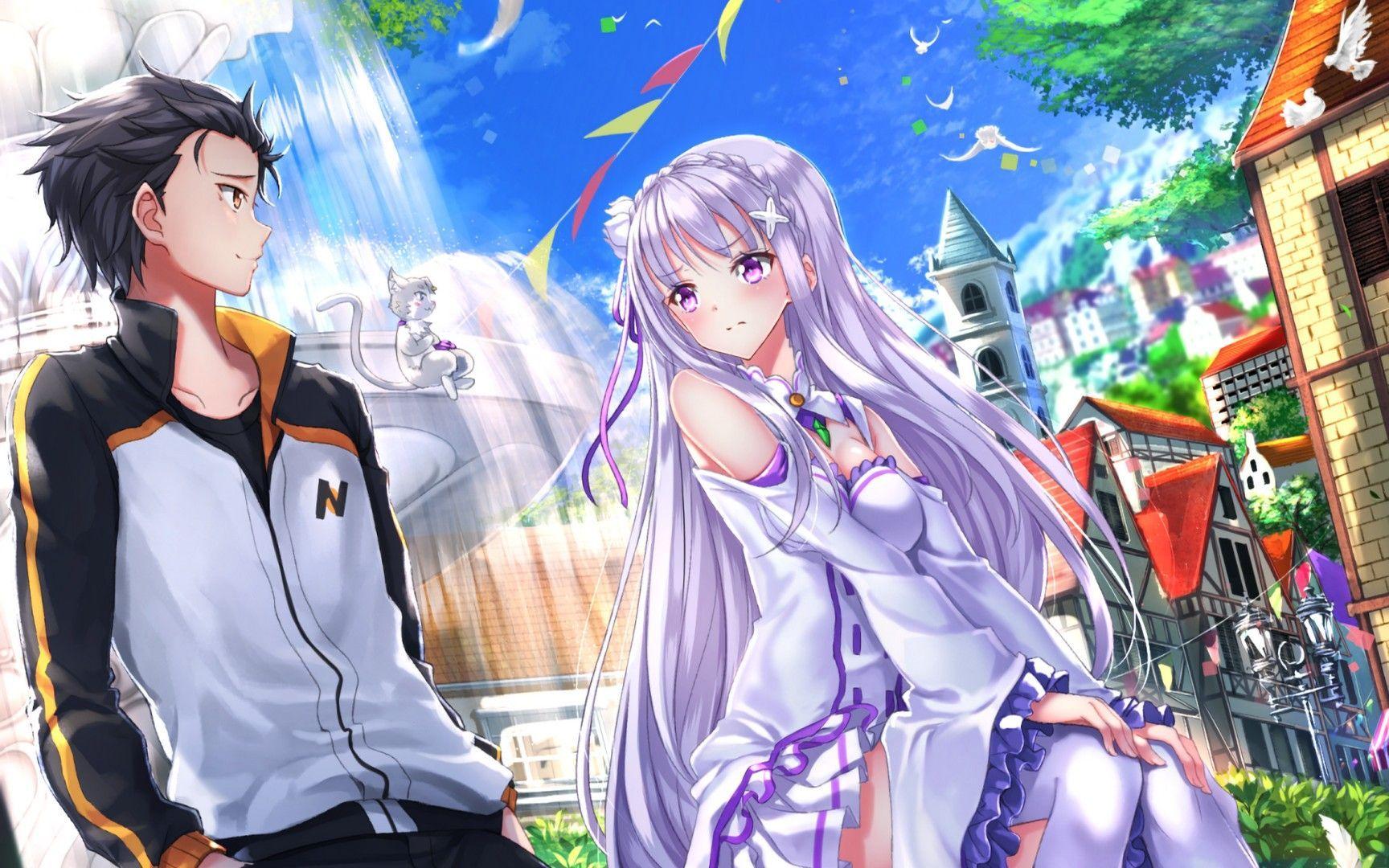 7 Anime Terbaik Berkonsep Perjalanan Lintas Waktu