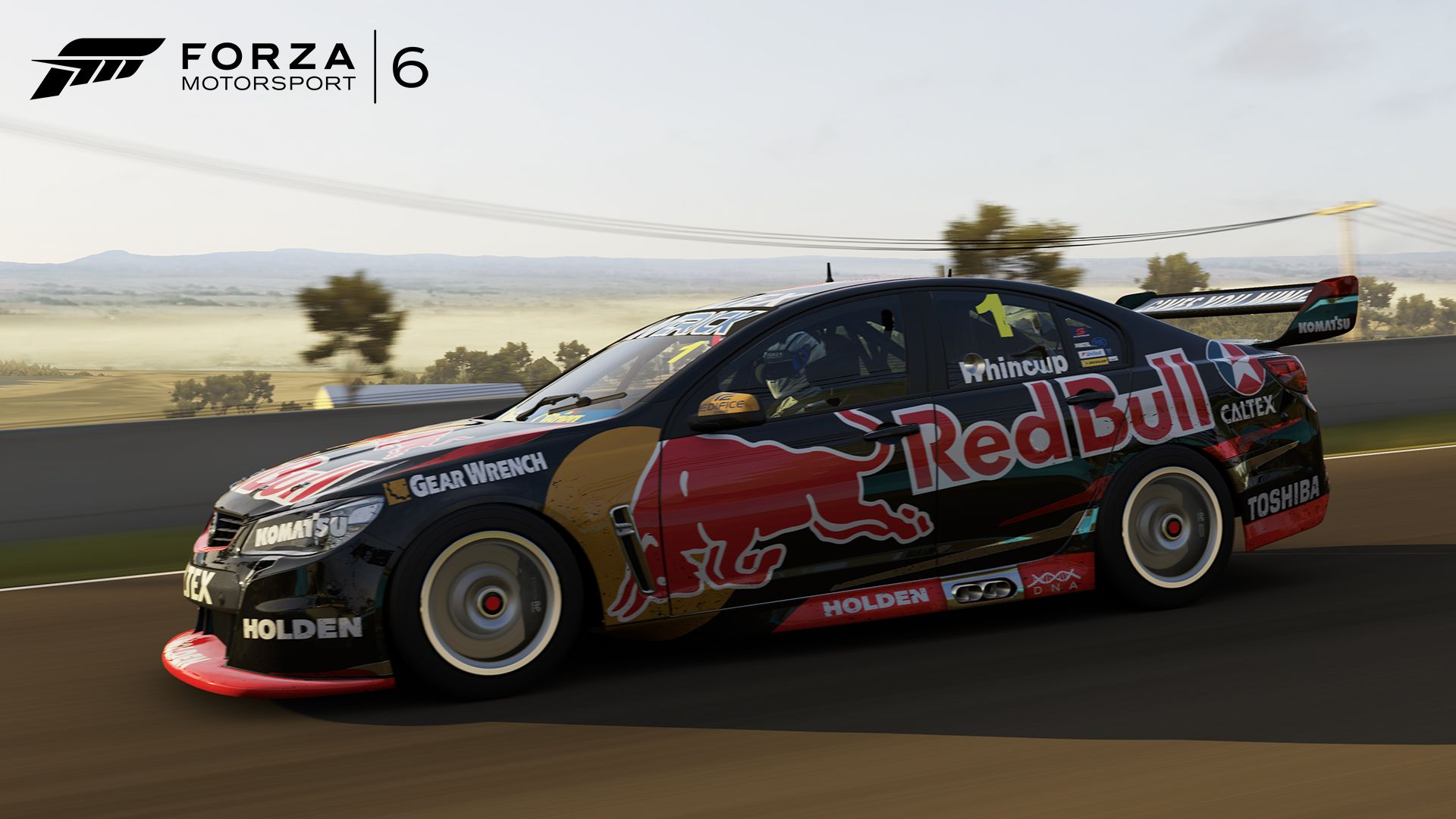 Race Down Under With V8 Supercars Australia In The Forza Motorsport 6 Garage Forza Motorsport 6 Forza Motorsport Super Cars