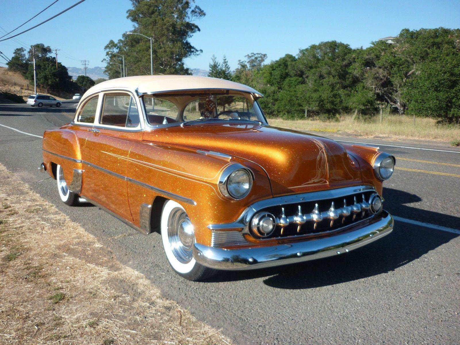 1956 chevrolet belair mjc classic cars pristine - Chevrolet Bel Air 150 210 Custom 1953 Chevrolet 210 Mild Custom Belair Bomp