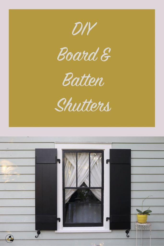 How to make shutters for your historic windows yourself. #shutters #DIYshutters  #homeowner #homeimprovement  #oldhouse #oldhome #historichouse #historichome #thecraftsmanblog #austinhistorical #vintage #vintagehome #blog #blogger #homerenovation #diy #howto