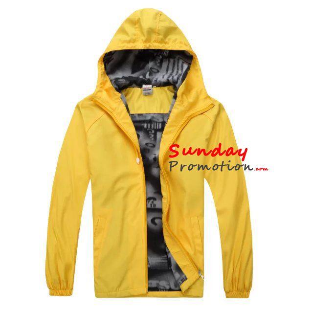 Custom Logo Jackets Waterproof Windbreaker Jackets Fleece Lined 34