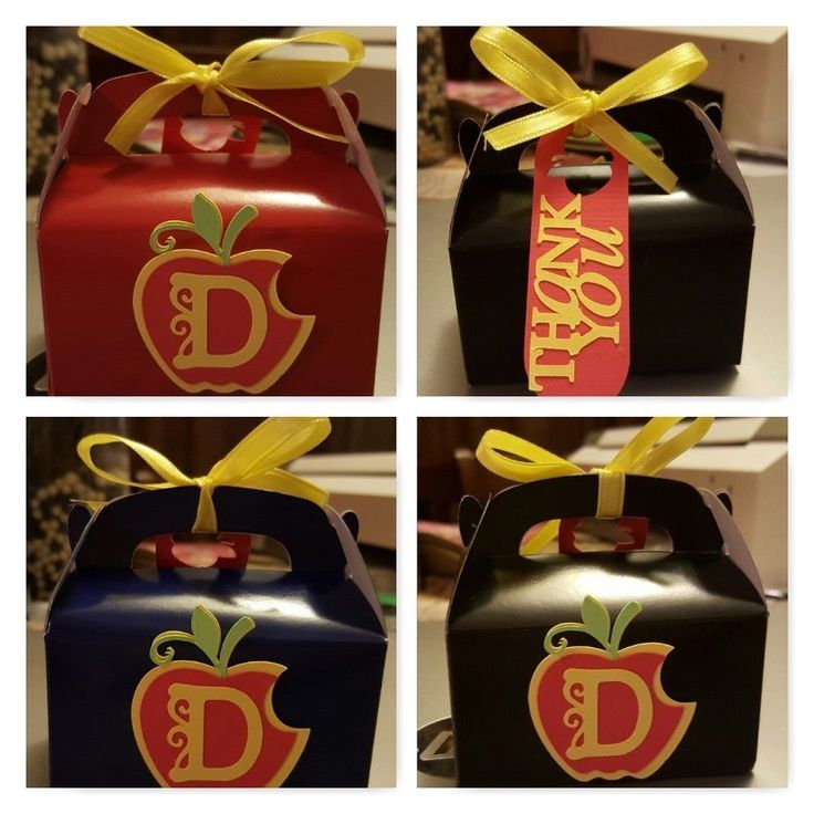 Image Result For Descendants 2 Party Bag Ideas