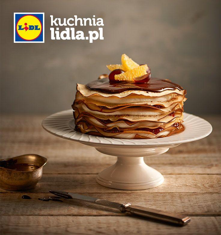 Tort Naleśnikowy Xxl Kuchnia Lidla Lidl Polska Lidl