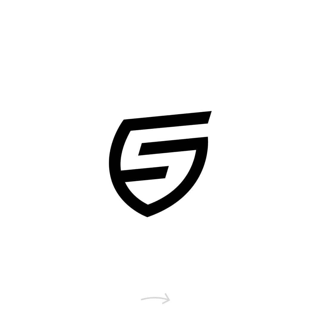 Logo Proposal # 4 for Sports Apparel Brand #logo #icon #