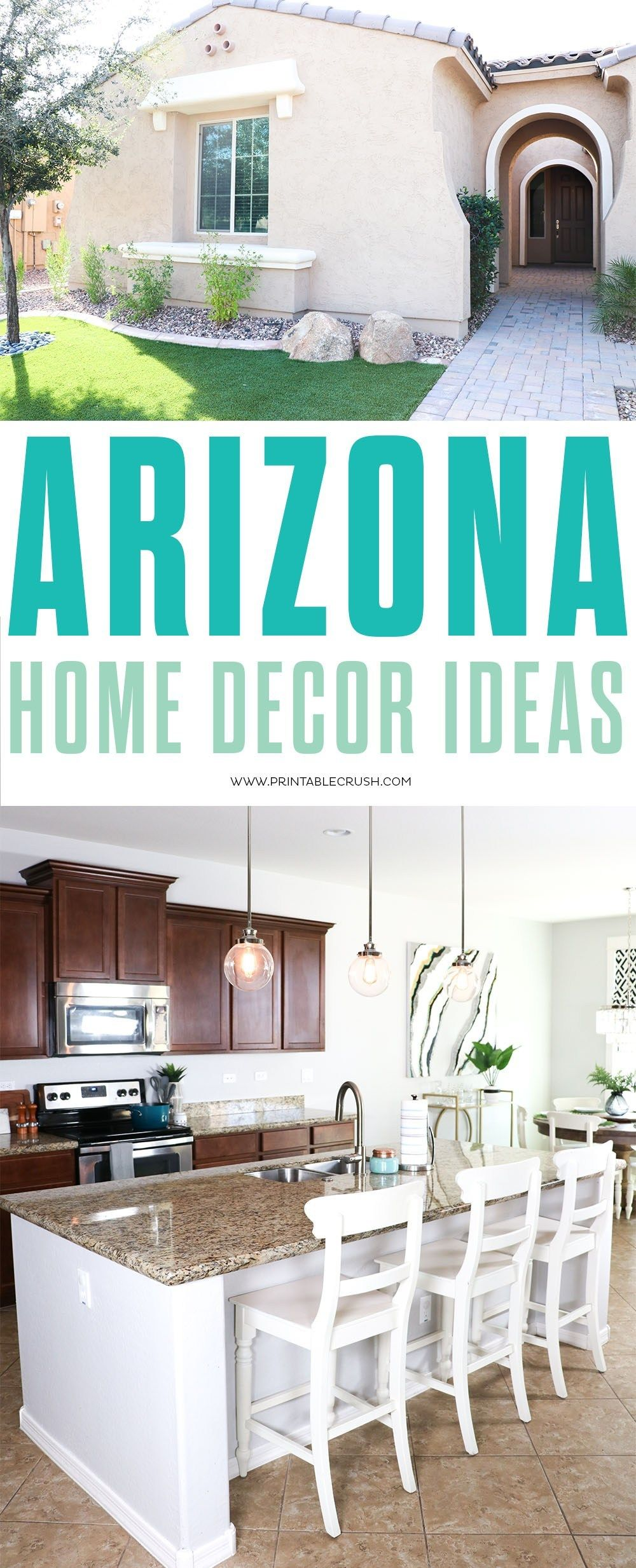 Arizona Home Decor Ideas Arizona Decor Arizona House Decor
