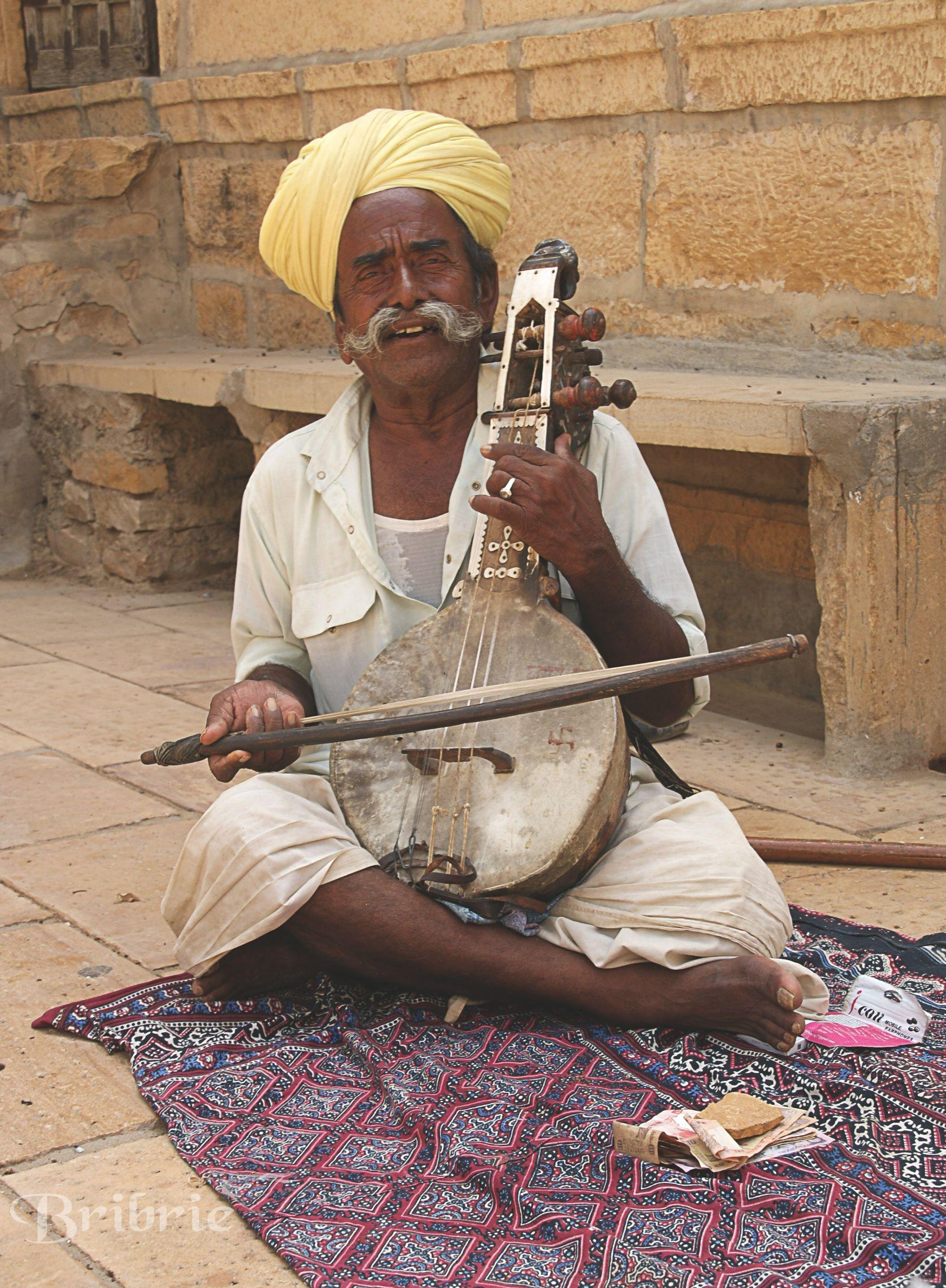 Lors de mon voyage en Inde 2013