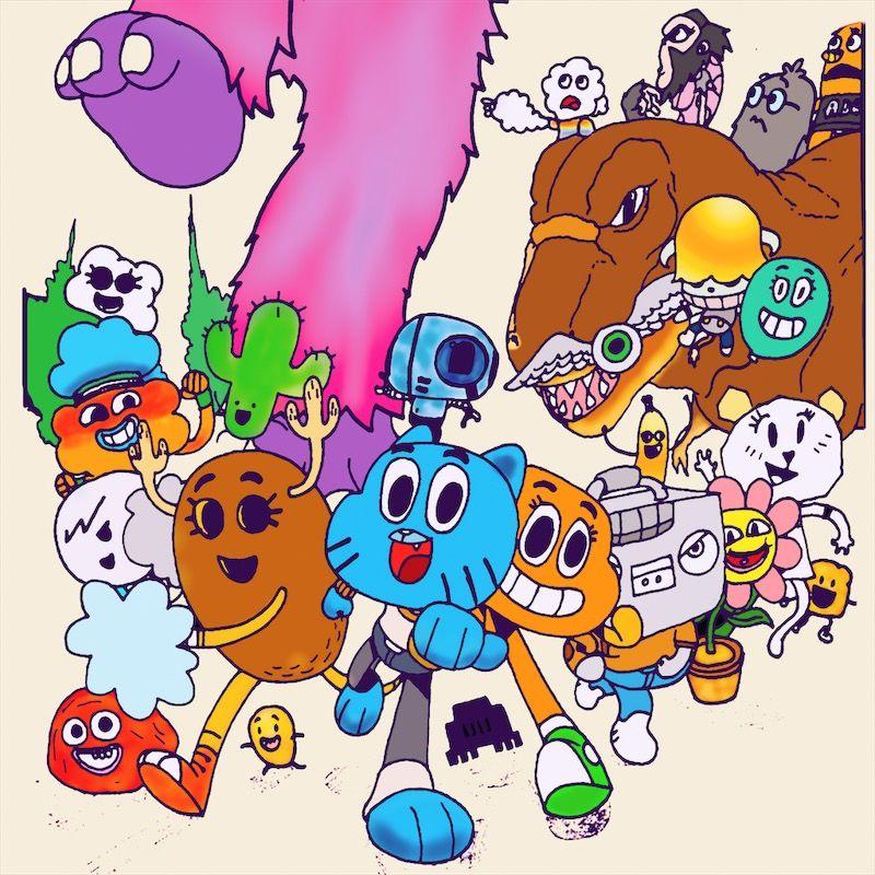 Amazing World Of Gumball Fanart 3 The Amazing World Of Gumball World Of Gumball Cartoon Network Characters