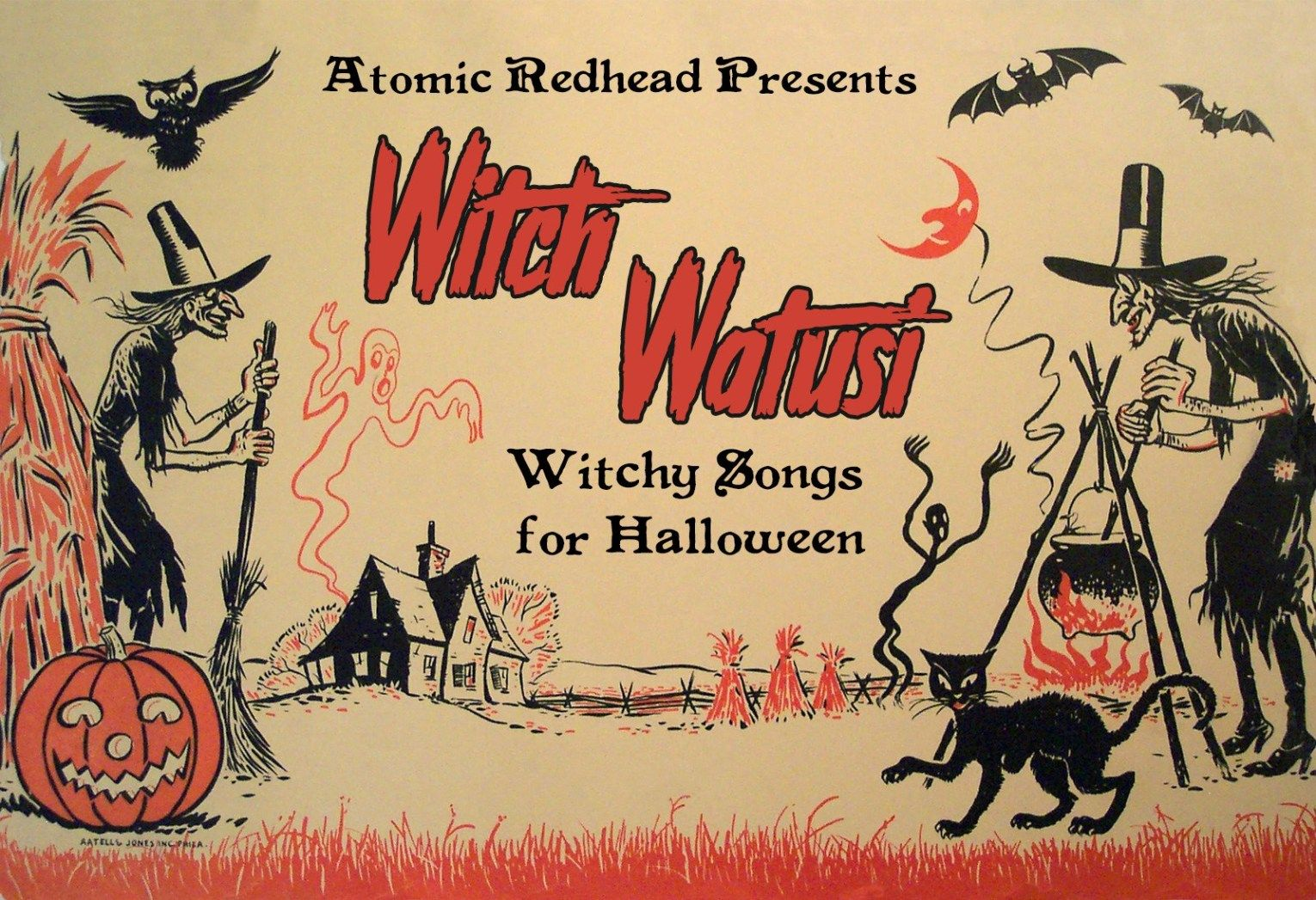10 Songs to Cast a Spell this Halloween Songs, Halloween