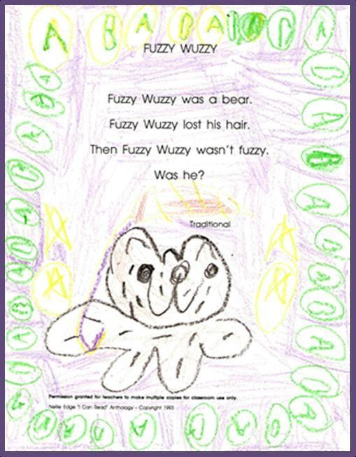 phonemic awareness rhyme kindy activities pdf