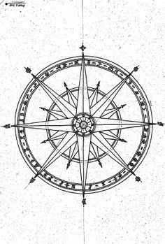 vintage compass rose - Google Search | TravelPlanners ...