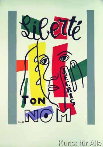 Fernand Léger - Liberte