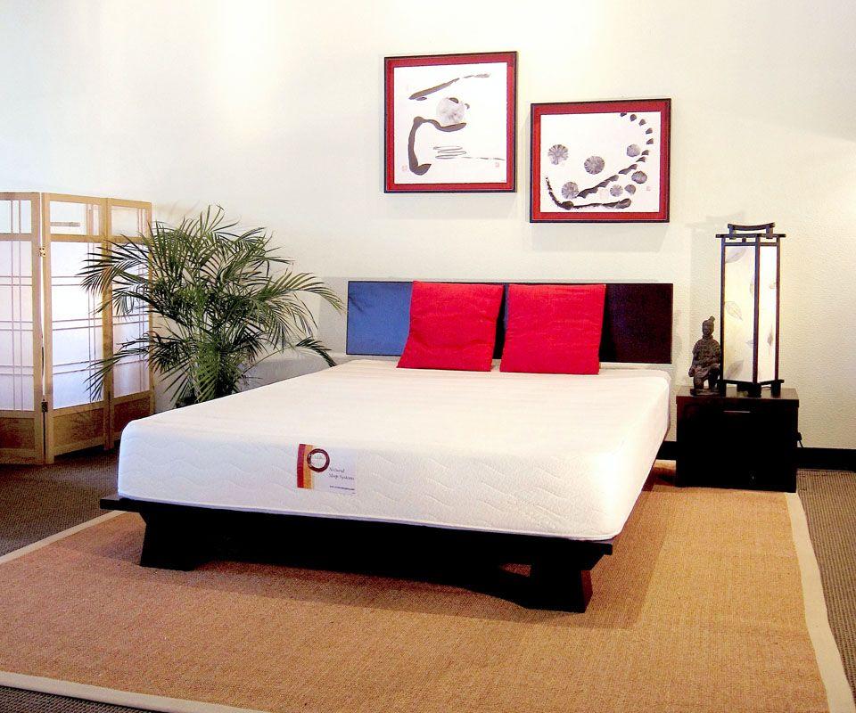 Takuma Japanese Platform Bed Japanese platform bed, Bed
