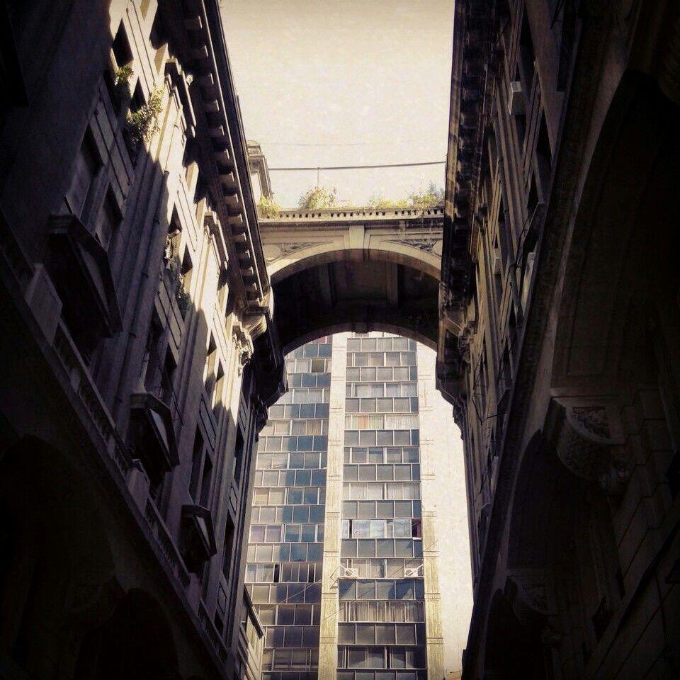Puente en santiago