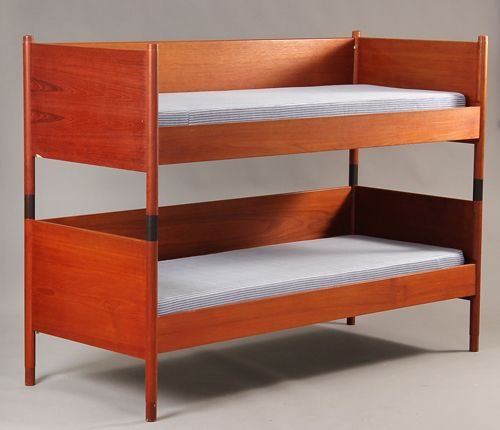Periods & Styles Humorous Scandinavian Mid Century Modern Vintage Teak Twin Bed Westnofa Pretty And Colorful