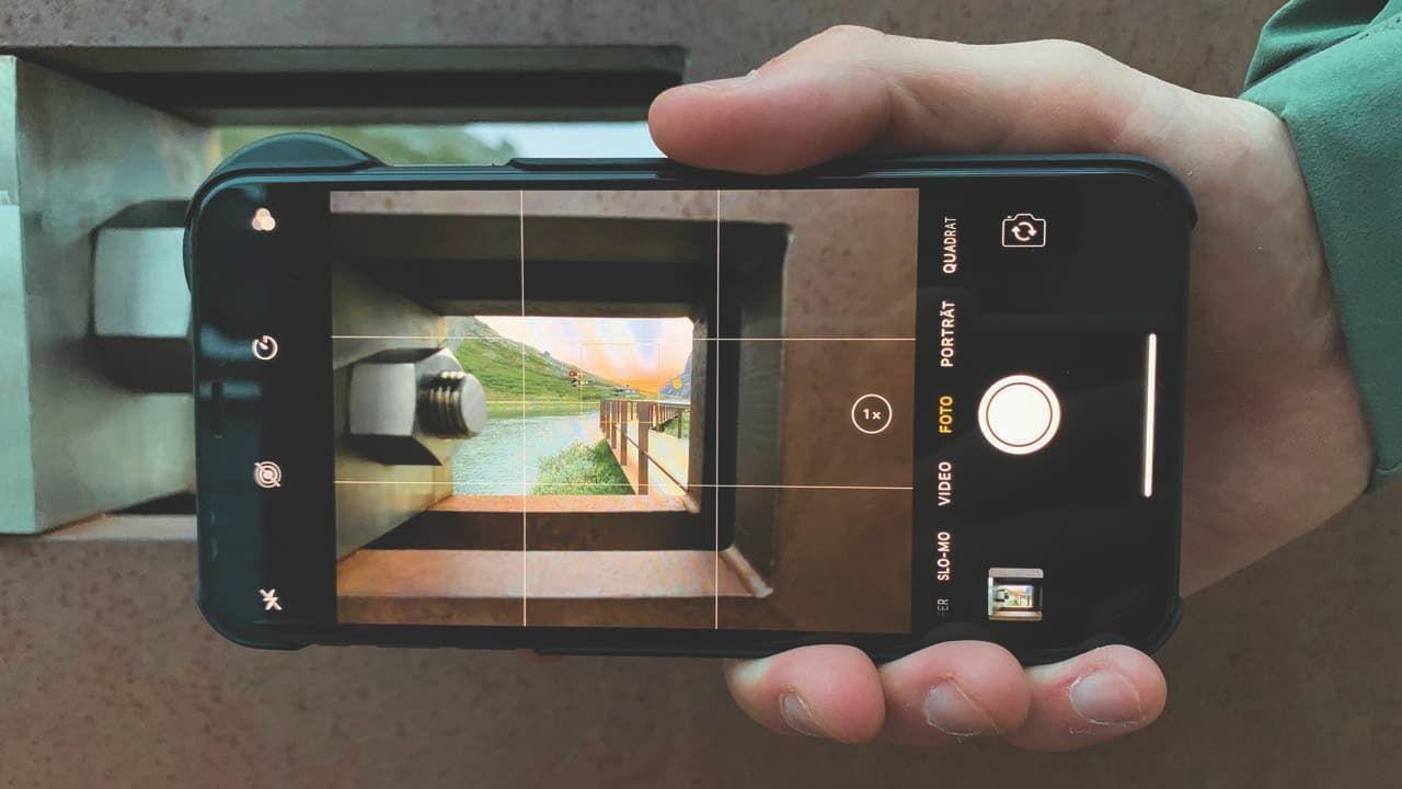 أفضل تطبيقات الكاميرا للايفون Camera Apps Camera Electronic Products