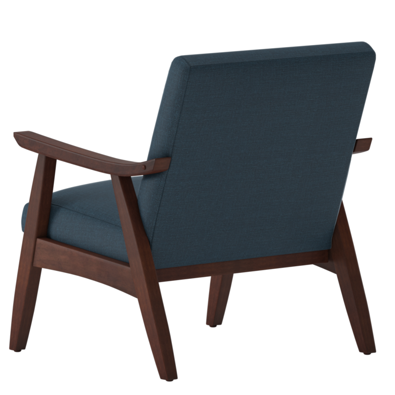 Roswell Lounge Chair Dormitorios Masculinos Sillones