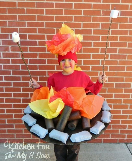 Our 2012 Homemade Halloween CostumesLet\u0027s Go Camping Homemade - homemade halloween decorations kids