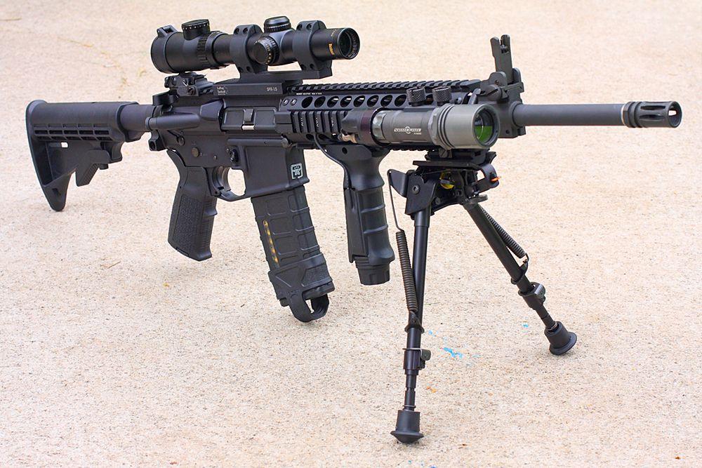 AR 15 Full Equitment