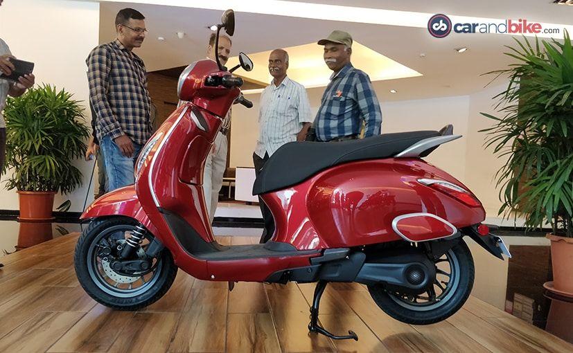 Bajaj Chetak E Scooter To Get 3 Years 50 000 Km Warranty To Be