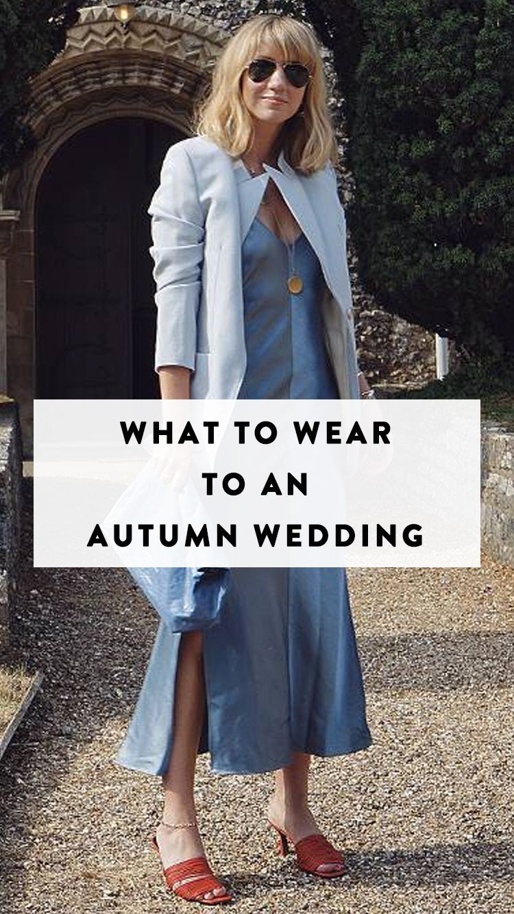 46e4631644 Have an autumn wedding coming up? Click here for all of the autumn wedding  guest outfit ideas you could need. And shop them too, of course.