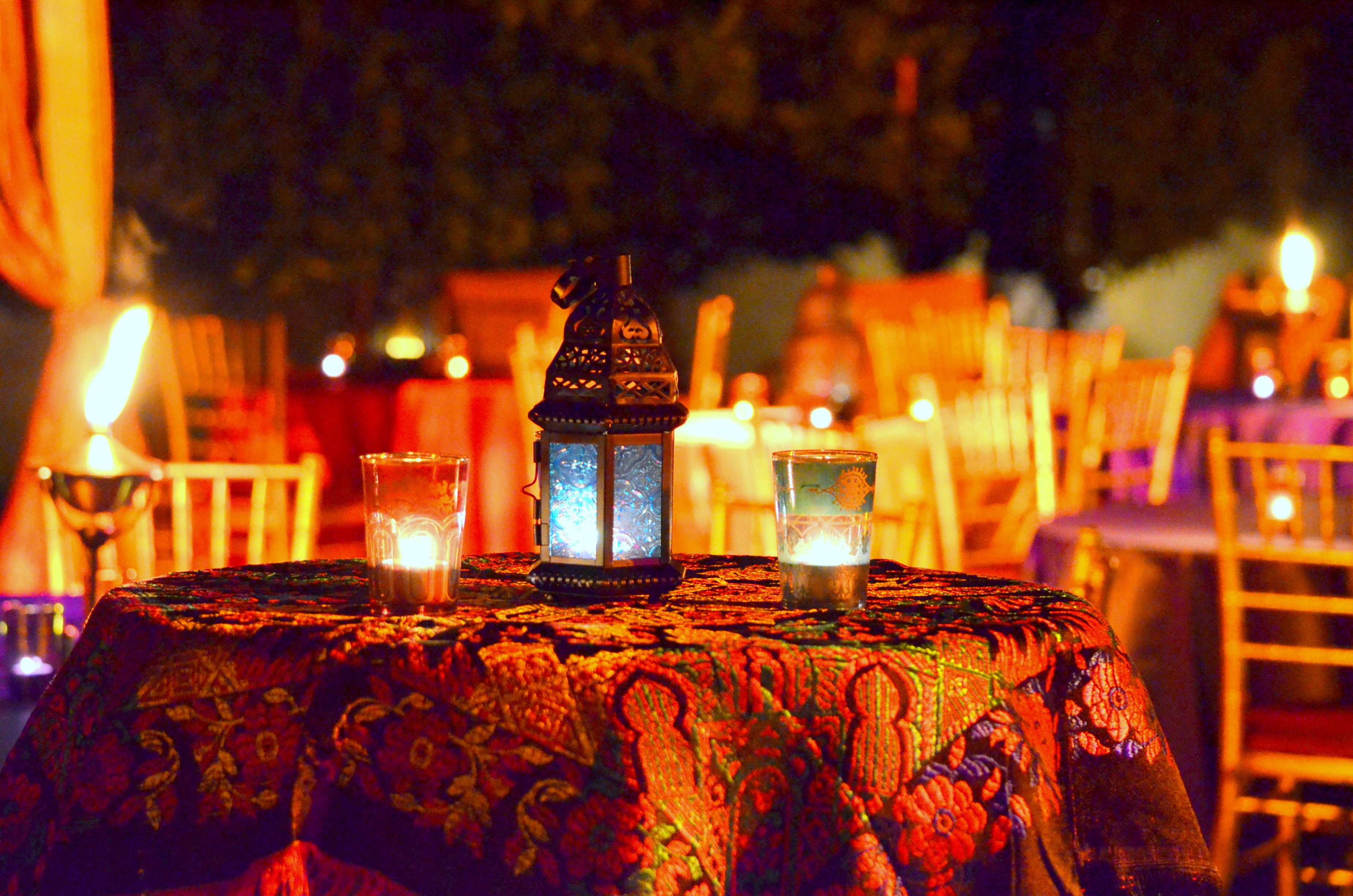 Fun party ideas and decorations to make your next backyard for Arabian night decoration ideas