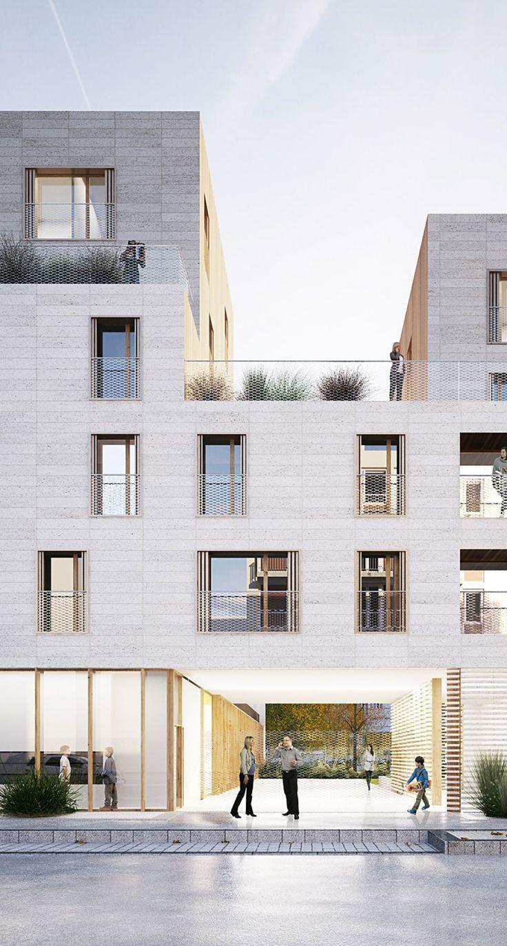 MASSY - CO - #facade #MASSY - #facade #MASSY #exteriordecor