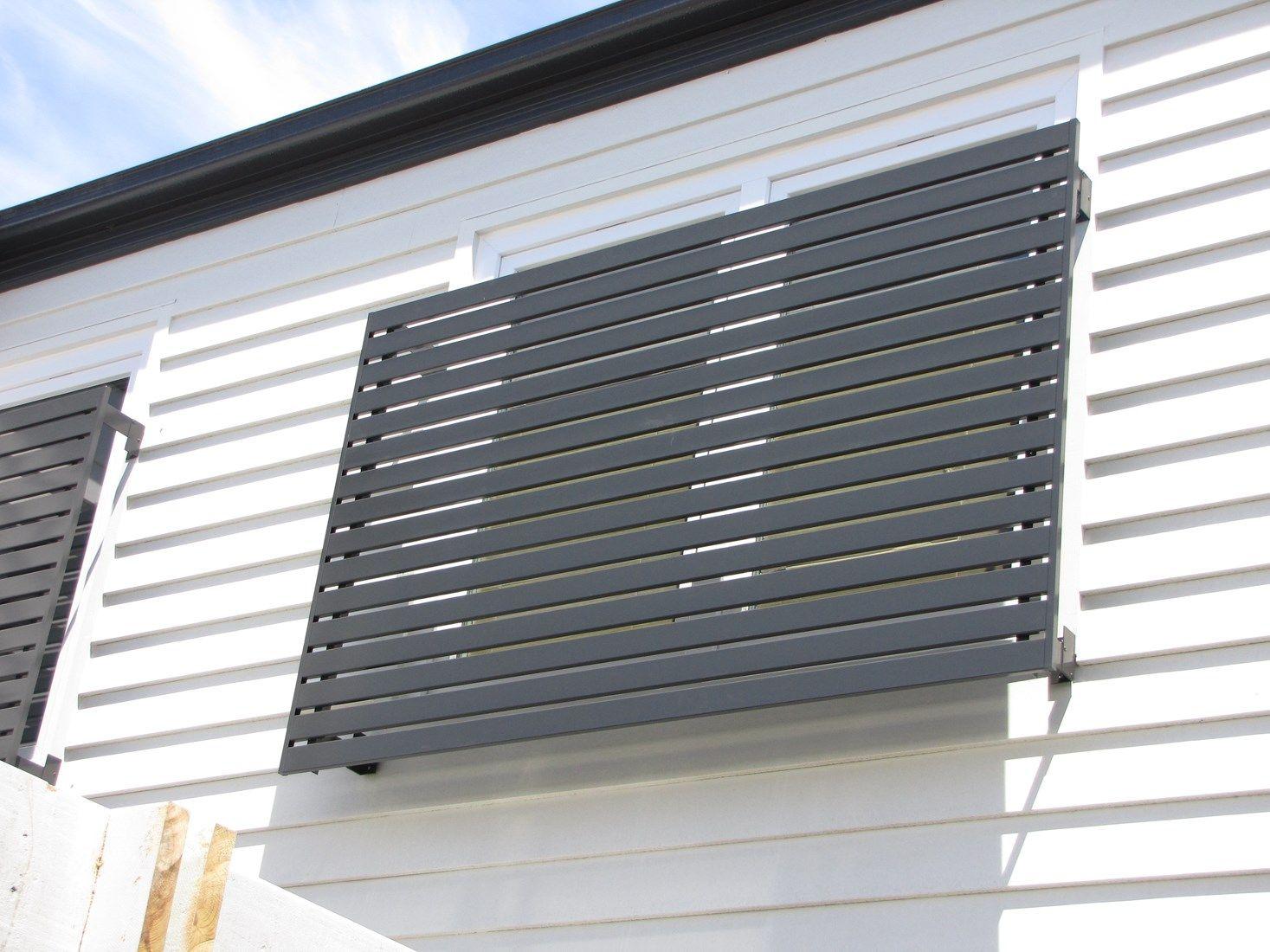 Bayside privacy screens install quality aluminium baton