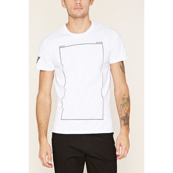 Forever 21 mens exist cease tee 13 liked on polyvore forever 21 mens exist cease tee 13 liked on polyvore featuring mens fashion thecheapjerseys Choice Image