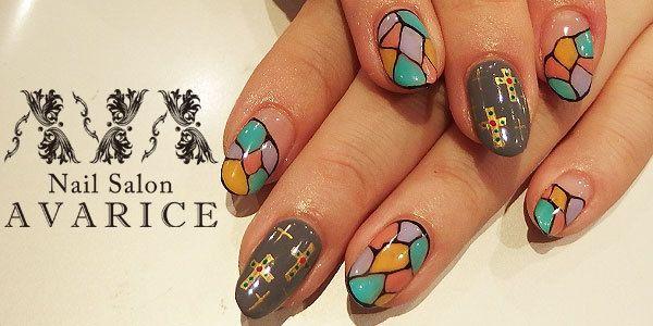 """Santa Claus art nailsの画像   NailSalon AVARICE""""ネイルサロンアバリス""""のブログ"""