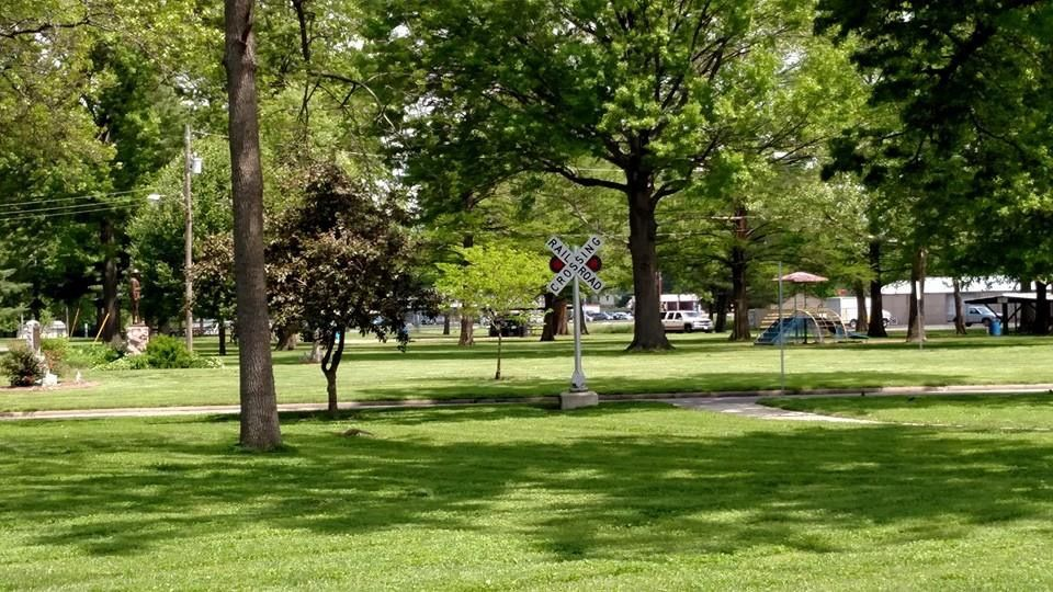 Fairview Park Fairview park, Centralia illinois, Centralia