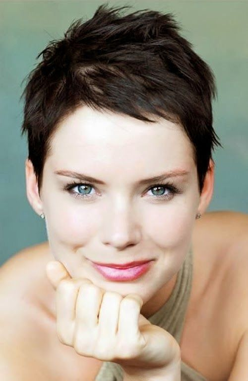 Very Short Modern Hairstyles For Womeng 500767 Hair